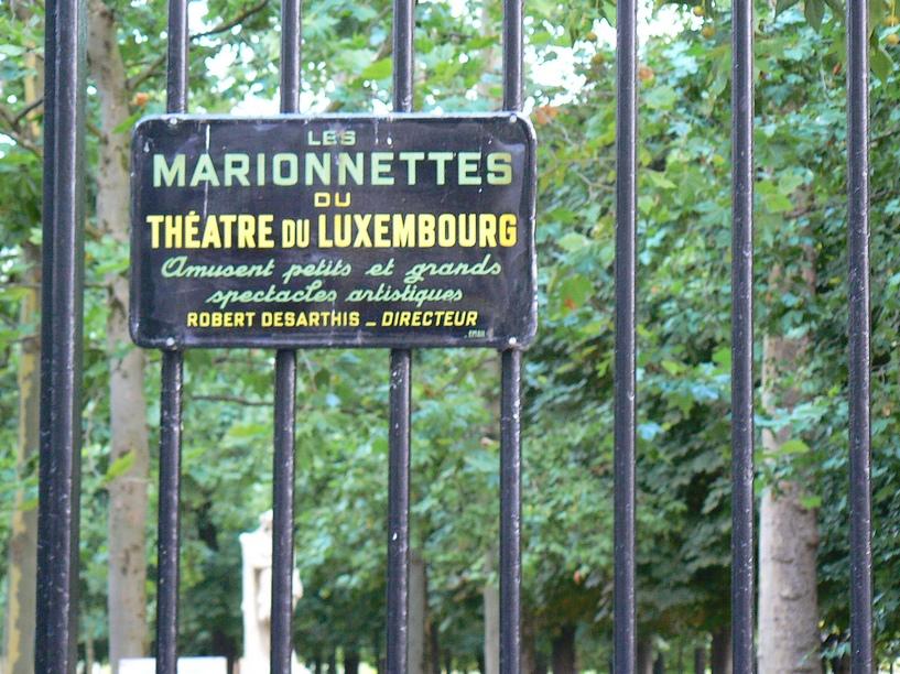 Le Jardin du Luxembourg: Le Jardin du Luxembourg 003