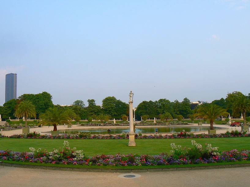 Le Jardin du Luxembourg: Le Jardin du Luxembourg 028